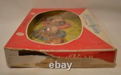 Super RARE Mattel Lucky Locket Liddle Kiddles Wee-Three Doll Set 1966 #3715 NRFB