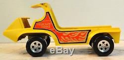 Super Rare 1970s Chopcycles Truckin' Trike Hauler, Vintage