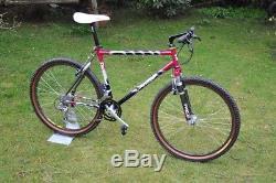 Super Rare 1990 Dave Lloyd 753 Cats Wiskas Retro Mountain Bike NOS Vintage