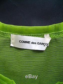 Super Rare Comme Des Garcons Vintage AD1997 Tops Japanese designer