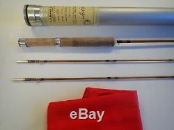 Super Rare Gary Howells bamboo fly rod 6'3, 3 weight