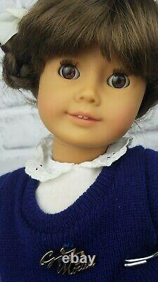 Super Rare Gotz Modell Romina Doll with Original Outfit American Girl prototype