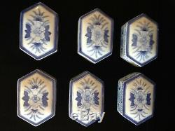 Super Rare Maitland Smith Side Occasional Table Vintage & Ceramic Boxes