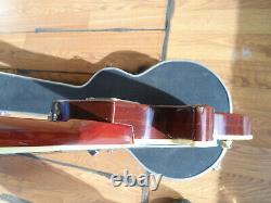 Super Rare! Vintage 1975 Ibanez Custom Vine Inlay Les Paul Electric Guitar