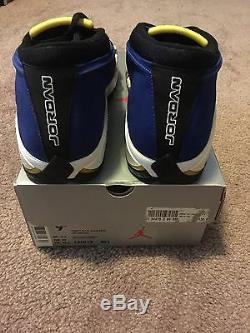Super Rare Vintage 1999 Original OG Nike Air Jordan XIV 14 Laney sz 9.5 shoes