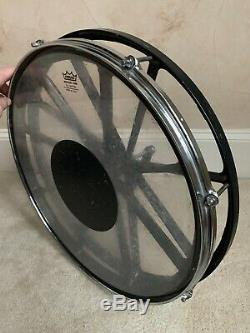 Super Rare Vintage 80s Remo Roto Tom 18 Drum