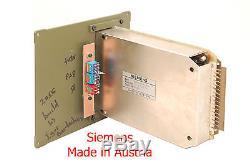 Super Rare Vintage Siemence UA 811403 Mic Preamp Class-A
