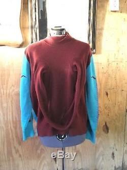 Super Rare Vintage Vivienne Westwood Worlds End Malcolm McLaren Sweater