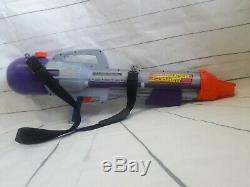 Super Soaker CPS 2000 1997 Vintage Larami Model Rare Complete Water gun