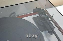 THORENS TD160 SUPER Vintage/classic/rare Turntable / LINN Basik LV X Tonearm