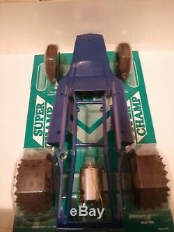 Tamiya Rare Vintage Original Super Champ #58034 1982 unbuilt/ungebaut