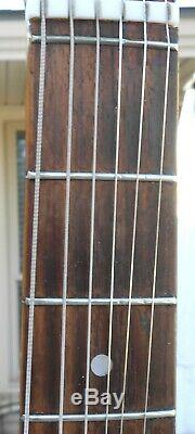 Teisco EP-10T Vintage Guitar Semi-Hollow 1967 Very Good, Clean Super Rare