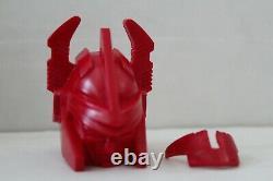 Transformers Super God Master Force D311 Black Zarak Takara Vintage RARE G1 1988