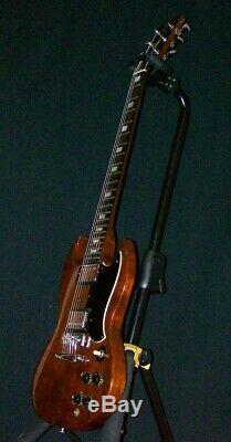 VINTAGE 1974 Gibson SG Standard SE withTarback Super Humbuckers RARE Survivor