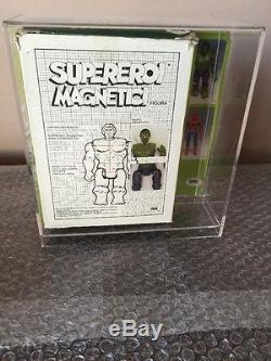 VINTAGE MARVEL HULK MAGNETIC RARE 1979 Hong Kong 6.7 Figure MEGO Super Heroes