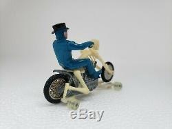 VINTAGE REDLINE RRRUMBLERS BONESHAKER RARE (blue tops rider)