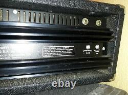 VINTAGE Sunn Coliseum Bass Amp Head PHANTOM 300 WATTS SUPER RARE PRO TESTED