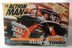 Very Rare Vintage 1999 Action Man Super Turbo Car Vehicle Hasbro New Mib