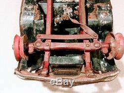 Vintage 1931 32 Buddy L Junior Harvester Truck Super Rare
