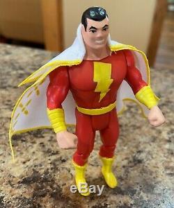 Vintage 1986 Kenner Super Powers Shazam-Rare