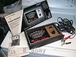 Vintage 70s 80s sears Engine tune-up tester meter auto service gm street rat rod