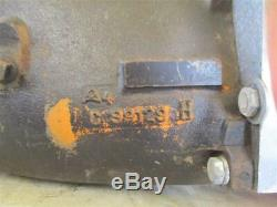 Vintage A-833 4 Speed Transmission 18 Spline HEMI Setup for Chevy Drag Race RARE