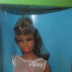 Vintage BLACK FRANCIE 2nd. Issue Doll 1968 NRFB Super Rare