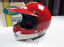 Vintage BUCO AMERICAN PRO Motorcycle Helmet SUPER RARE Prototype Excellent Bell