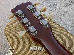 Vintage Burny LP Standard Super Grade 80s Honey Burst Rare MIJ Electric Guitar