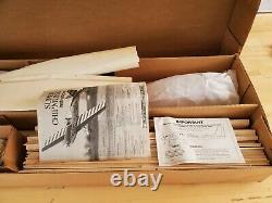 Vintage Carl Goldberg Super Chipmunk Kit Rare