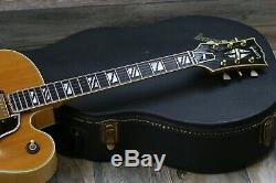 Vintage! Case Queen! 1976 Gibson Super 400 CES Rare Double Stinger + OHSC