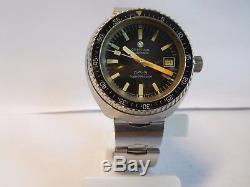 Vintage Diver Certina DS-3 Super PH 1000M Caliber. 919-1 Sehr Rare