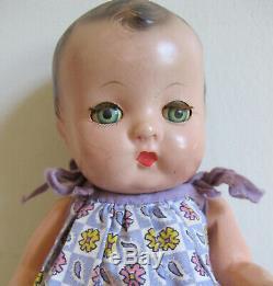 Vintage Effanbee Patsy Babyette Doll Composition, VGC, 1928. 9, SUPER RARE