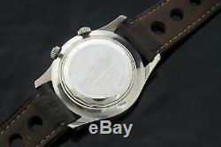 Vintage Frey Super Compressor Diver Watch 42mm Rare Serviced The Big One