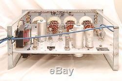 Vintage German Super Rare WSW Siemens Mic Preamp 1961