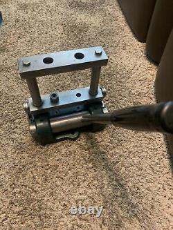 Vintage HERTERS reloading press Super Model 9 in excellent condition Dunbar Rare