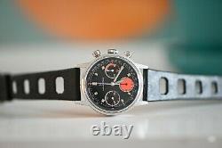 Vintage Hamilton 640 Super Rare Cal. Valjoux 7736 Chronograph 36mm Watch 1960s