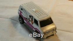 Vintage Hot Wheels Redline Chevy Super Van Toys R Us Geoffrey VHTF! NICE! RARE