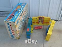 Vintage Kenner 1984 DC Super Powers Hall Of Justice In Box Rare