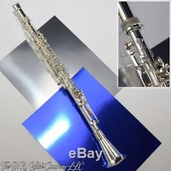 Vintage King H. N. White Micro-Sonic (Sterling Silver Bell) Clarinet Super Rare