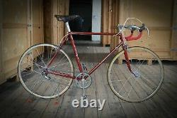 Vintage Les Ephgrave No. 1 Super 531 Bicycle GB Powell Durax Rare & Lovely Eroica