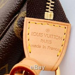 Vintage Louis Vuitton Monogram Cherry Cerises Pochette Super Rare NEW CONDITION