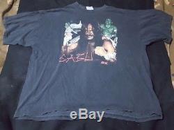 Vintage Original ECW SABU Homicidal Shirt 1999 XXL 2xl Extreme Super Rare