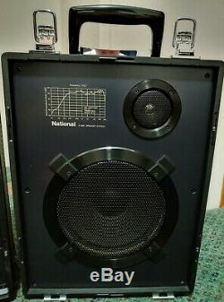 Vintage Panasonic RX-A2 Boombox Ghetto Blaster (SUPER- RARE BEAUTY & CLEAN)
