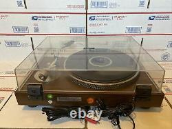 Vintage Pioneer PL-530 Stereo Turntable EXCELLENT WORKS Super Rare