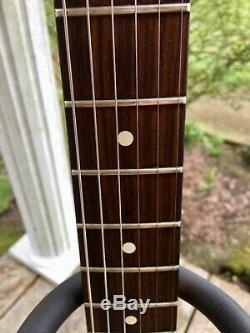 Vintage RARE 1991 Fender Strat Prodigy HSS Super Strat electric guitar USA made