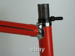Vintage Rare Cinelli Super Corsa SC 58cm Road Bike Frame and Fork Columbus SPX