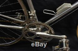 Vintage Road Bike 1981 Alan Super Record with mixed Components RARE Bicycle