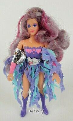 Vintage She-ra Spinnerella Super Rare Doll