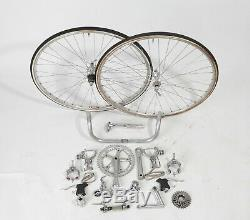 Vintage Shimano 600 AX Bicycle Groupset Super Rare Groupset 600ax Bike Parts